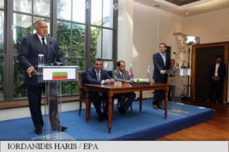 Grecia și Bulgaria anunță o cale ferată care va lega Marea Egee de Marea Neagră
