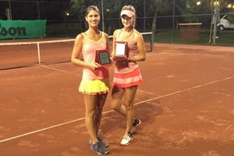 Andriana Sosnovschi a câștigat turneul ITF din Antalya