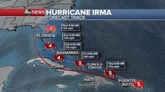 URAGANUL IRMA: Autorităţile din Florida au cerut evacuarea a 5,6 milioane de locuitori. Alte 540.000 de persoane trebuie să părăsească zona de coastă a statului Georgia