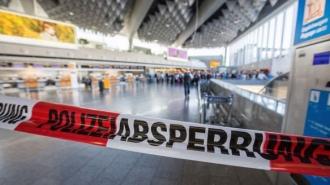 Cel puţin 6 răniţi în urma unui presupus atac cu gaze lacrimogene la aeroportul din Frankfurt