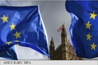 Marea Britanie / Brexit: Abrogarea dreptului european, aprobată în primul vot al Parlamentului