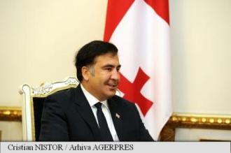 Fostul președinte georgian Mihail Saakașvili este acuzat oficial de trecerea ilegală a frontierei ucrainene