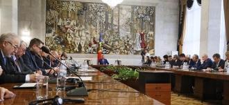 Dodon către ambasadori: Provocările PDM - o agendă bine planificată pentru a incita spiritele