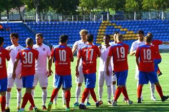 Dacia a urcat pe locul doi în Divizia Națională