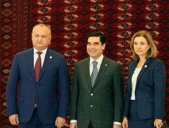 Șeful statului a participat la deschiderea celei de-a V-a ediții a Jocurilor Asiatice de Interior și Arte Marțiale