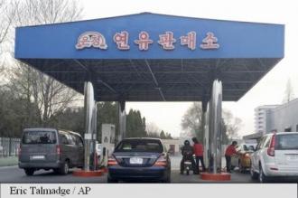 Efectele sancțiunilor: În Coreea de Nord, benzina s-a scumpit la 7 dolari/litru