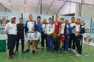 Vasile Cebotari a cucerit medalia de argint la Europenele de box printre juniori