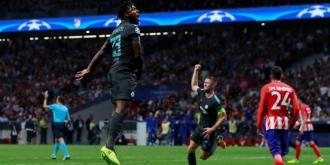"Atletico Madrid - Chelsea 1-2. ""Albaștrii"" au lovit la ultima fază"
