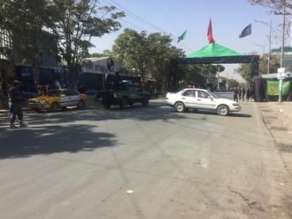 Explozie puternică la Kabul. Nu se cunoaşte deocamdată numărul victimelor