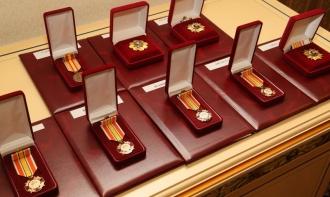 Distincții de stat pentru angajații Serviciului Protecție și Pază de Stat
