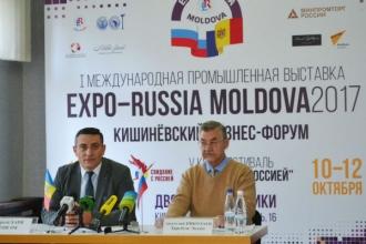 "300 de antreprenori vor participa la ""ExpoRusia – Moldova 2017"""