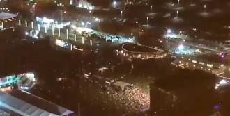 Atac armat în Las Vegas: cel puţin doi morţi şi 24 de răniţi. Poliţia caută o persoană ce a deschis focul în Mandalay Bay, în timpul unui festival de muzică
