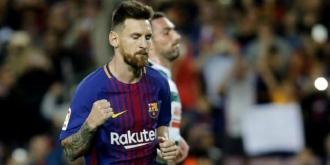 Messi a marcat singur mai multe goluri decât peste jumătate dintre echipele din La Liga