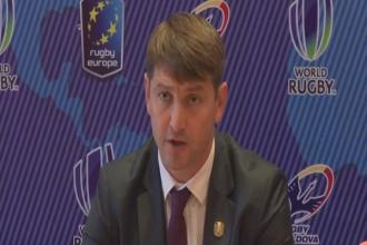 Alexei Cotruță este noul președinte al Federației Moldovenești de Rugby