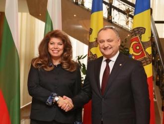 Dodon: Republica Moldova este deschisă pentru investiţiile bulgare