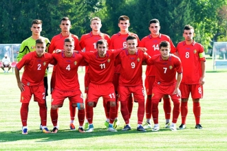 Naționala U-19 a Moldovei a cedat în fața selecționatei Italiei