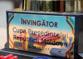 """Turneul internațional de polo pe apă """"Cupa Președintelui"""", inaugurat la Chișinău"""