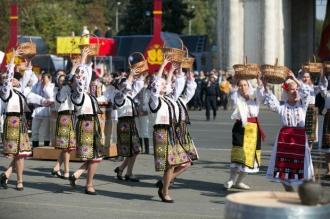 Ziua Națională a Vinului, sărbătorită la Chișinău