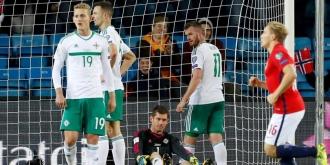 Norvegia - Irlanda de Nord 1-0. Britanicii merg la baraj, în ciuda înfrângerii