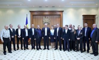 Igor Dodon a avut o întîlnire neformală cu reprezentanţii societăţii civile din Transnistria