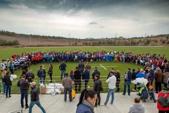 Festivalul rygby-ului moldovenesc , desfășurat la Durlești