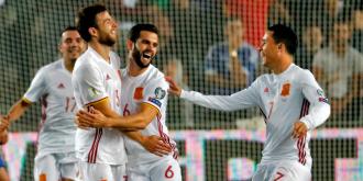 Israel - Spania 0-1. Reuşită superbă pentru Illarramendi