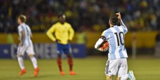Argentina s-a calificat la Mondialul din Rusia, grație unui Messi uriaș! Alexis Sanchez și Vidal ratează turneul final