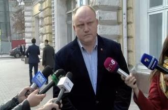 PSRM s-a înscris, oficial, în cursa electorală pentru referendumul de revocare a lui Chirtoacă