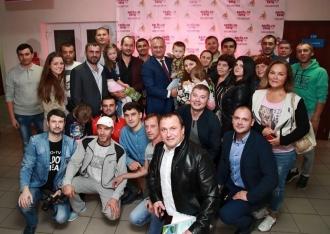 Șeful statului a avut o întrevedere cu reprezentanții diasporei moldovenești în Federația Rusă