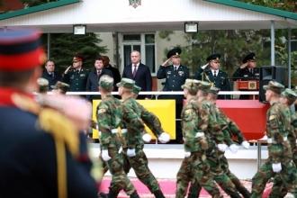 """Ordin pentru Brigada """"Ștefan cel Mare"""""""