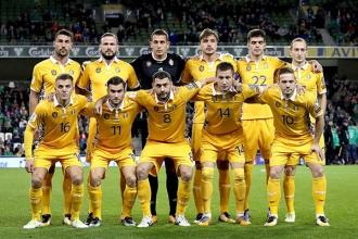 Naționala de fotbal a coborât pe locul 167 în ratingul FIFA