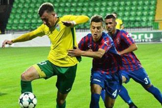 Zimbru U-19 s-a calificat în runda următoare în UEFA Youth League