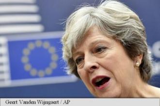 Theresa May cere UE să o ajute la promovarea Brexit în Regatul Unit