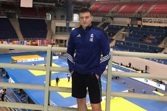 Judocanul Ion Nacu a ocupat locul 7 la Mondialele de juniori