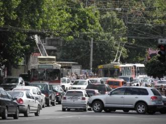 Socialiștii din CMC propun soluții pentru fluidizarea traficului auto în Capitală