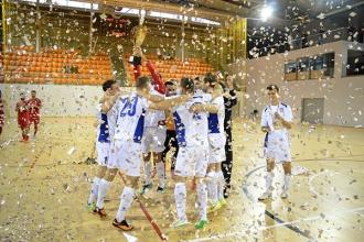 Classic a câștigat Supercupa Moldovei la futsal
