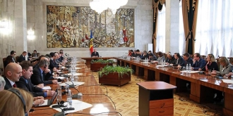 Ambasadorii acreditați în RM, la dialog cu Președintele țării