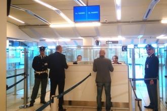 Un moldovean a fost arestat pe aeroportul din Verona