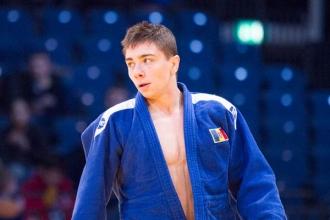 Judocanul Denis Vieru s-a clasat pe locul 5 la Europenele U-23