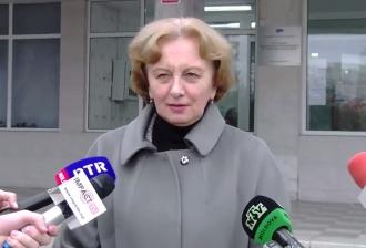 Zinaida Greceanîi: Chișinăul trebuie să fie mai confortabil pentru viață