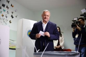 Igor Dodon: Suntem diferiți, dar ne unește dragostea față de Chișinău