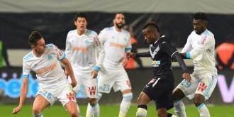 Bordeaux - Marseille 1-1. OM a egalat la ultima fază, dar a rămas fără victorie de 40 de ani la Bordeaux