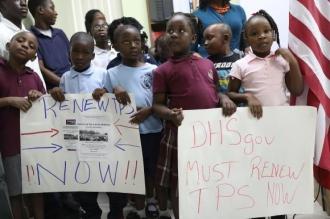 Aproape 60.000 de haitieni trebuie să plece din SUA în 18 luni