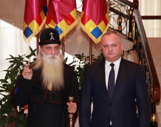 Viaţa comunităţii ortodocşilor de rit vechi din Moldova, discutată la Președinție