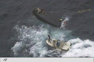 Opt bărbați, care pretind a fi nord-coreeni, găsiți pe o barcă eșuată în nordul Japoniei
