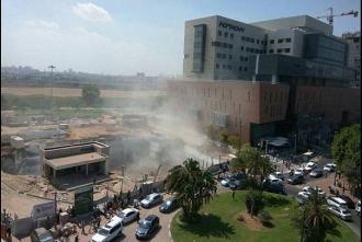 Explozie la Tel Aviv: Cel puţin trei morţi şi o persoană rănită grav