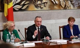 Igor Dodon: Trebuie să conștientizăm că interesele noastre economice în domeniile tradiționale se află în Est