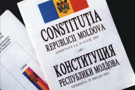 ConstituИ›ia Republicii Moldova ar putea fi modificatДѓ