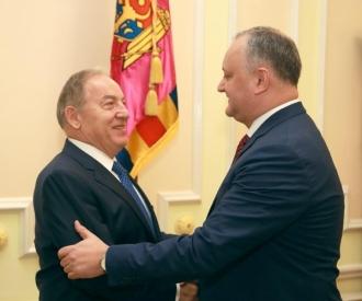 Șeful statului va insista ca legile cu privire la Găgăuzia să fie aprobate