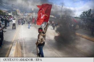 Honduras: Stare de urgență decretată în urma manifestațiilor denunțând o 'fraudă electorală' la alegerile prezidențiale